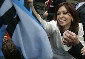Cristina, nouvelle Evita ?