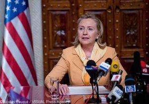 D'après Hillary Clinton, Kadhafi s'apprêterait à partir