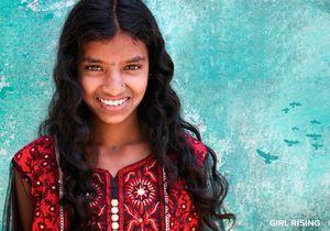 Dans le monde, 62 millions de filles ne vont pas à l'école