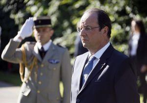 Débarquement, François Hollande évoque les agressions sexuelles