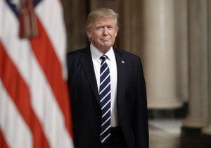 Découvrez comment Donald Trump permet de perdre du poids