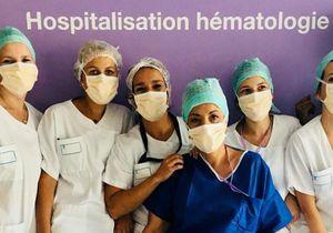Des infirmières lancent un appel aux Bleus pour « redonner du courage » à l'un de leurs patients