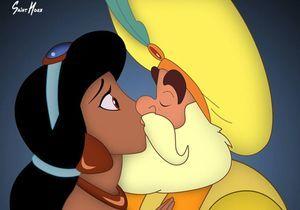 Des princesses Disney victimes d'inceste : la campagne choc