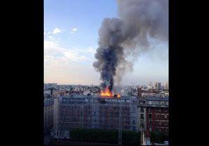 Deux femmes perdent la vie dans un incendie à Aubervilliers