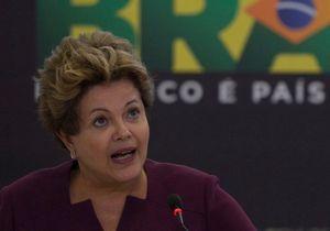 Dilma Rousseff répond à la grogne des Brésiliens