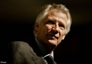 Dominique de Villepin ne croit pas à un 21 avril à l'envers