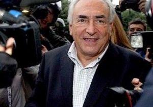 DSK interviewé dimanche par «une amie de sa femme»