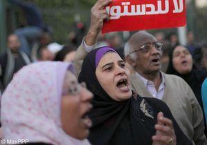 Égypte : les femmes, grandes oubliées de la Constitution