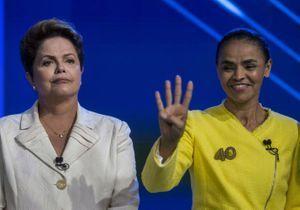 Election présidentielle au Brésil : Dilma Rousseff et Marina Silva au second tour ?