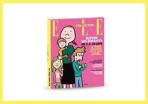 ELLE collector : le hors-série spécial éducation des enfants par le Dr Aga est en kiosque !