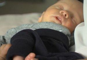 Elle devient mère après une greffe d'utérus: son témoignage