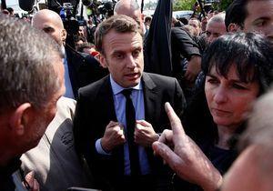 Emmanuel Macron giflé lors d'un déplacement dans la Drôme