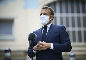 Emmanuel Macron : « Il faut continuer à être très vigilant sur les rassemblements privés »