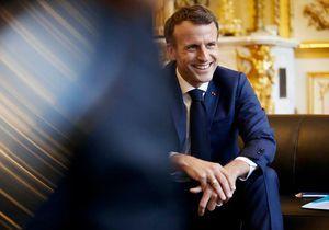 Exclusif – Féminicides, Egalité, première dame, crop top : Macron répond
