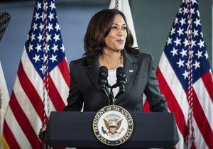 En pleine «Biden-mania», n'oublions pas le bilan de Kamala Harris