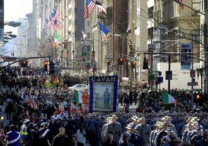En soutien aux homosexuels, Guinness boycotte la Saint-Patrick à New York