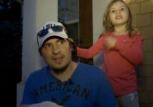 Etats-Unis: à 3 ans, elle sauve son père en appelant le 911