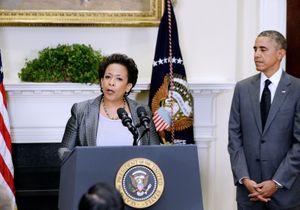 Etats-Unis : Loretta Lynch, première femme noire au ministère de la justice?