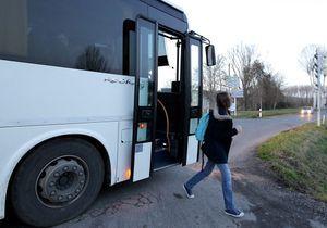 Excédé, un chauffeur force des enfants à descendre du bus scolaire