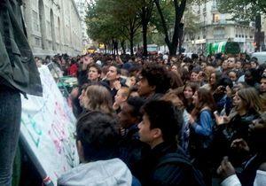 Expulsion de Leonarda : les lycéens se mobilisent