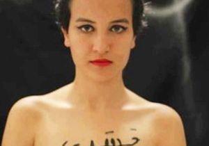 Femen : Amina aurait tenté une action à Tunis