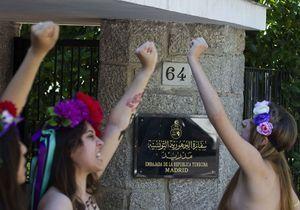Femen : deux Françaises condamnées à 4 mois de prison en Tunisie