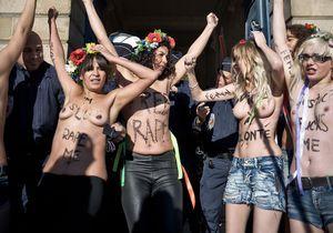 Femen : le site internet des activistes topless piraté