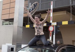 Femen : les Belges passent à l'attaque