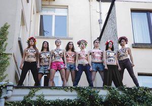 Femen : les militantes belges disent stop