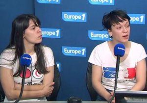 Femen libérées : « On a vécu l'enfer »