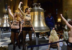 Femen : une ex-membre raconte sa « déception »