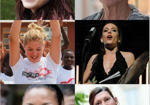 Femmes de la semaine : vous avez voté pour...