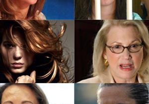 Femmes de la semaine : vous avez voté pour…