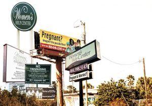 Floride : le phénomène hallucinant des fausses cliniques d'avortement