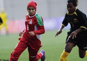 Football féminin : la FFF s'oppose au port du voile
