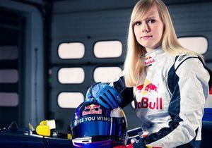 Formule 1 : à 18 ans, elle rejoint l'écurie Red Bull