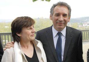 François Bayrou lance sa campagne avec son épouse