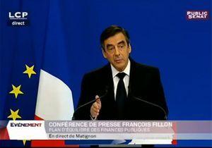 François Fillon a annoncé un nouveau plan de rigueur