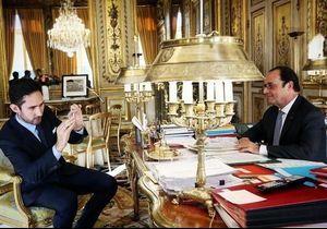 François Hollande débarque sur Instagram