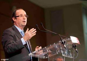 François Hollande est candidat aux primaires du PS