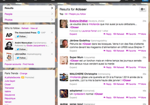 François Hollande-Julie Gayet: la folie sur Twitter