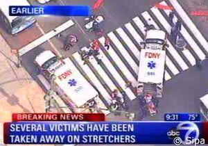 Fusillade à New York : deux morts, neuf blessés