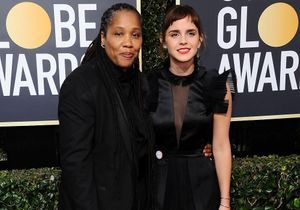 Golden Globes 2018 : qui étaient les invitées d'Emma Watson et Meryl Streep ?