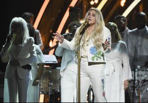 Grammy Awards 2018 : quand Kesha dénonce son agresseur en chantant « Praying »