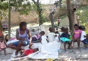 Haïti : familles en colère après la mort d'un enfant adopté