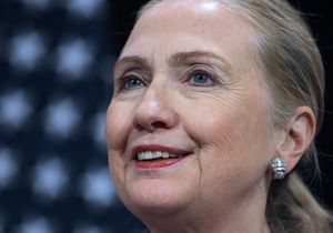 Hillary Clinton reprend le travail