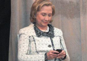 Hillary Clinton : son arrivée sur Twitter pose question