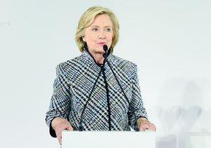 Hillary Clinton : un clip pour parler du congé maternité