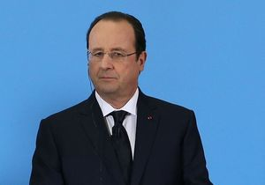 Hollande Gayet : la question cash d'un journaliste anglais