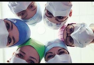 #ILookLikeASurgeon : la revanche des chirurgiennes !